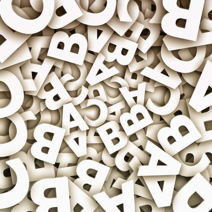 Buchstaben A Abc · Kostenloses Bild auf Pixabay