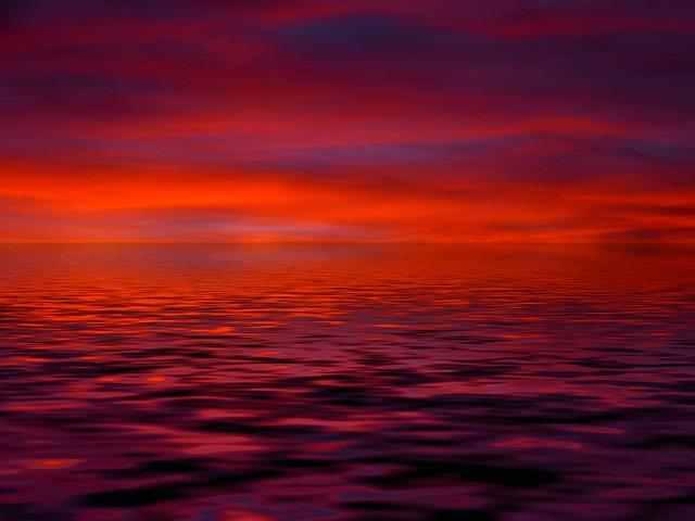 Sunrise Cloud Red · Free image on Pixabay