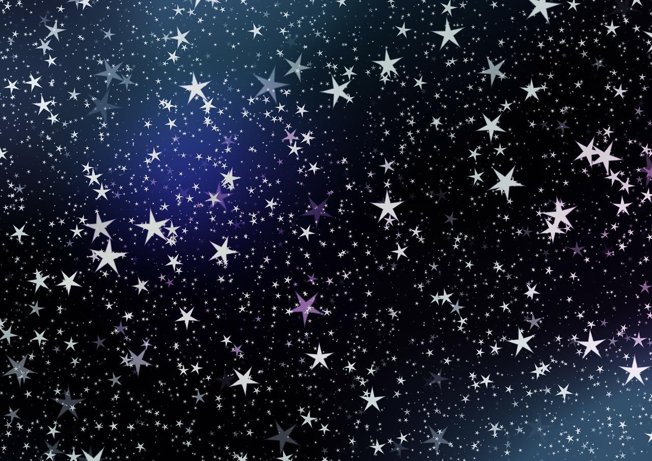 такие особи рисунок со звездами красивый много