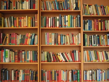 Book, Books, Bookshelf, Read, Literature