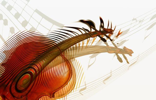 illustration gratuite  violon  r u00e9sum u00e9  la musique - image gratuite sur pixabay