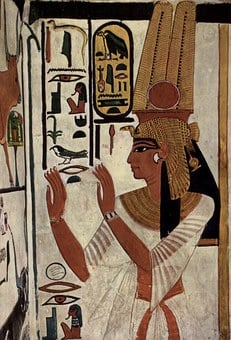 Hieroglyphics, Goddess, Queen, Pharaonic