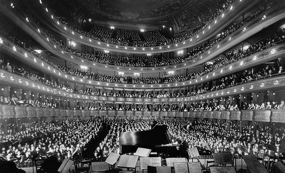 Opera House Concert Hall 193