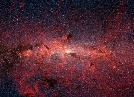 Voie Lactée, Espace, Univers, Galaxies