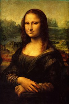 Mona Lisa, Painting, Art, Oil Painting