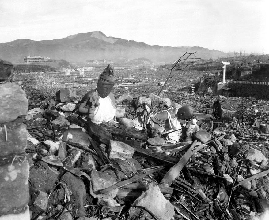 Atomic Bomb, Weapons Of Mass Destruction, Destruction