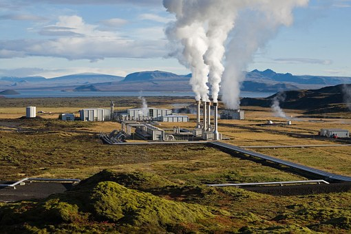 Power Plant, Geothermal