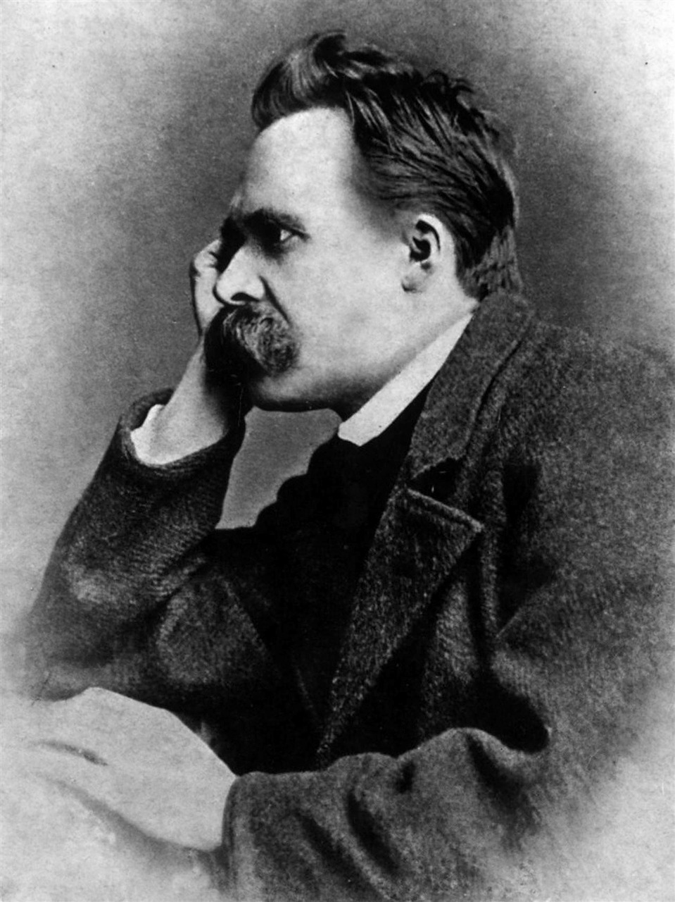 Friedrich Nietzsche Man Portrait - Free photo on Pixabay