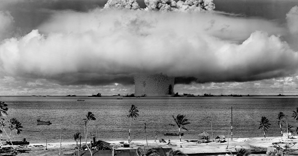 Nuclear Weapons Test, Nuclear Weapon, Weapons Test