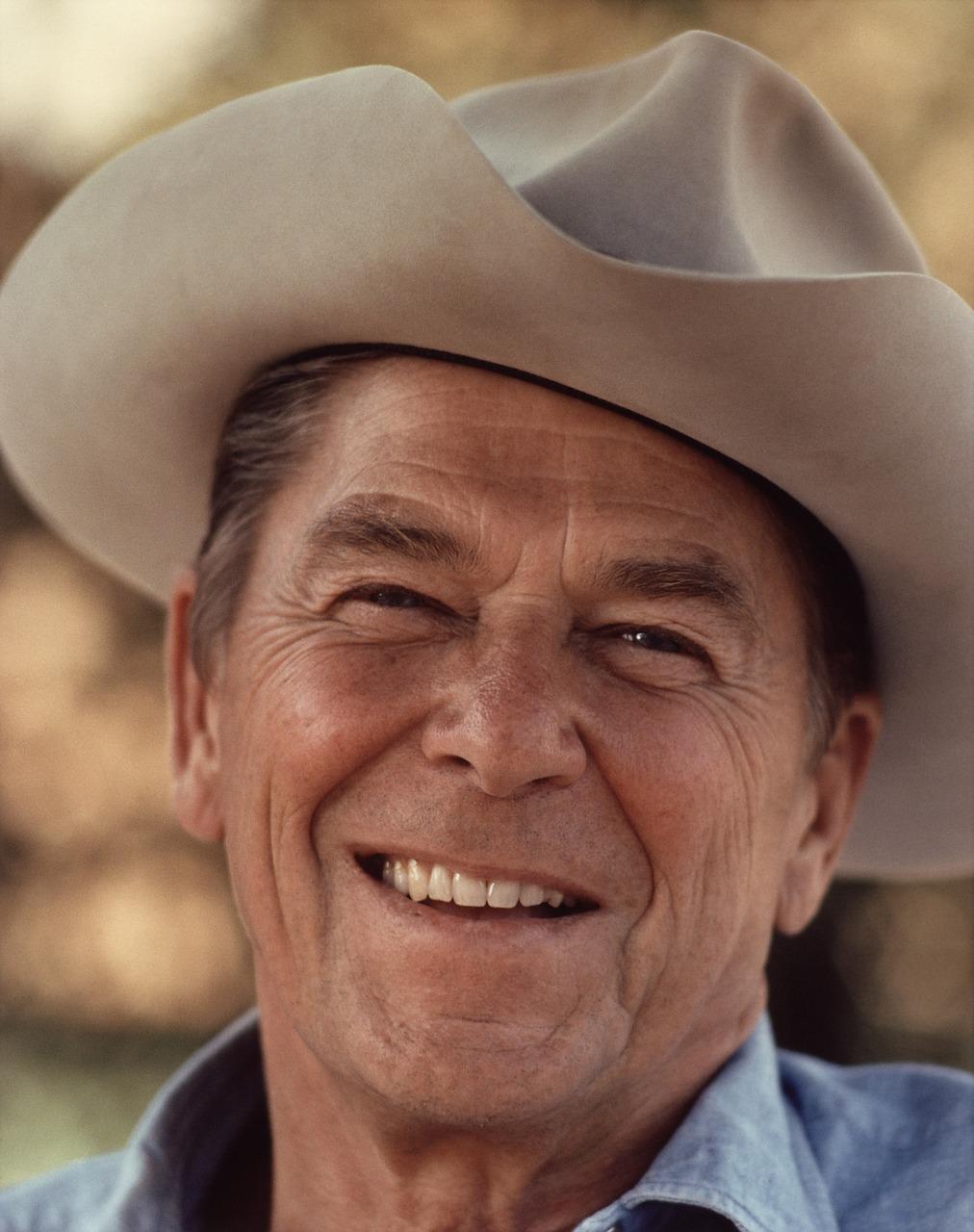 Vaquero Ronald Reagan Sombrero De - Foto gratis en Pixabay