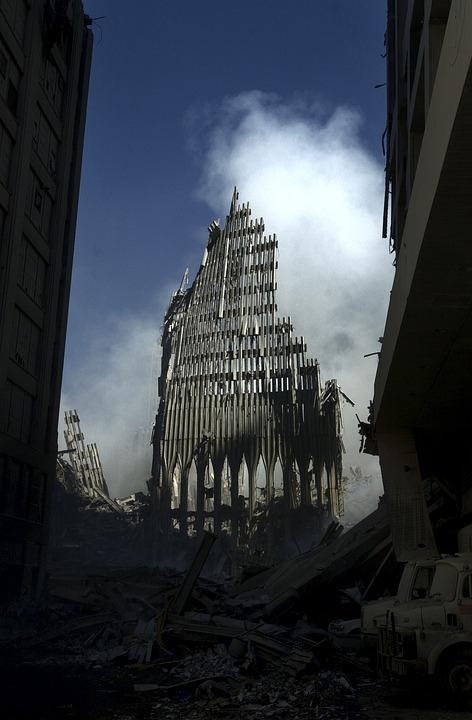 World Trade Center, Torres Gêmeas, Ataque Terrorista