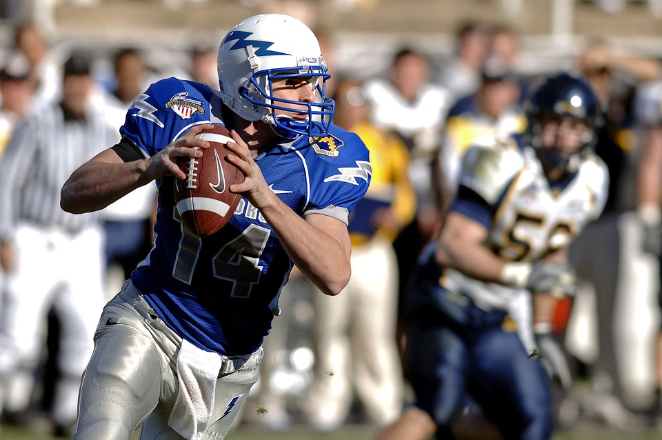 Quarterback, American Football, Sport, Competition
