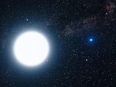 Ngôi Sao, Mặt Trời, Sao Lùn Trắng