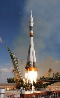 Rocket Launch, Rocket, Take Off, Soyuz