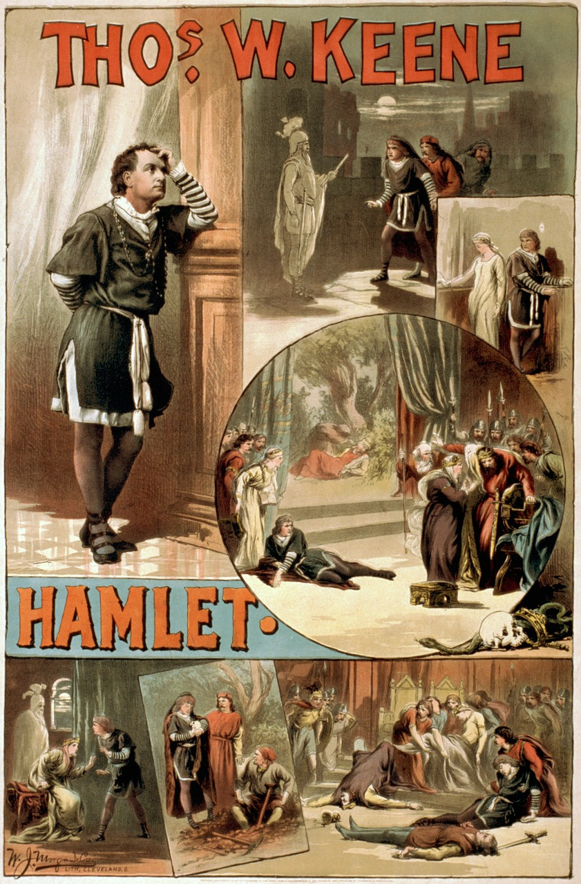 appearance is reality in william shakespeares hamlet Free essay: appearance vs reality in william shakespeare's hamlet in hamlet, one of shakespeare's greatest tragedies, there is a prevailing theme that is.