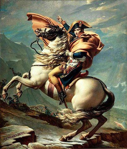 Napoleon Bonaparte, Emperor, France