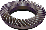 gears, bevel gear