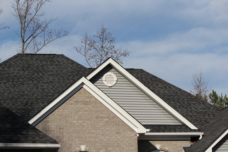 Roofline, Shingles, Architectural Style, Mansard