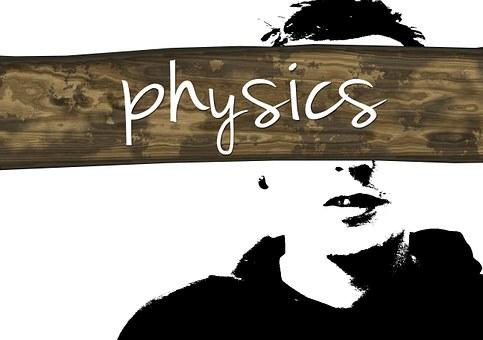 Mann, Brett, Kopf, Silhouette, Physik