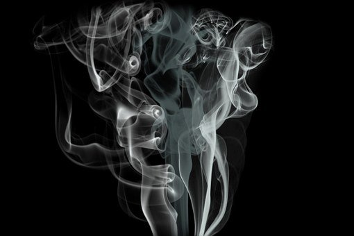Smoke, Background, Artwork, Swirl