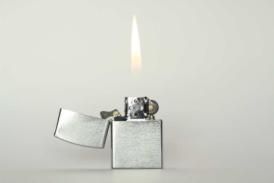 Fire Lighter Flame Ignite Burn Heat