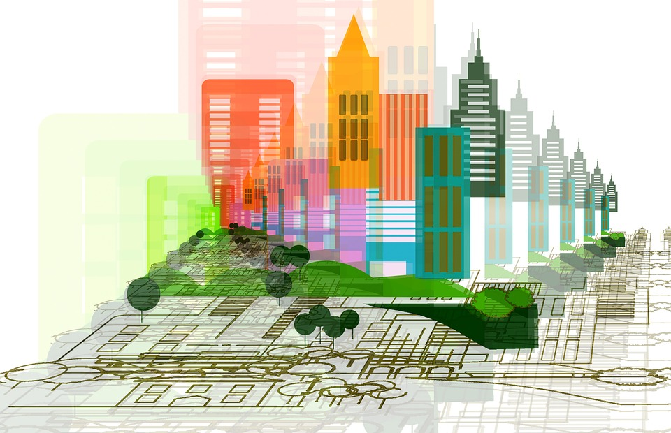 Arquitectura casas stadtplaung imagen gratis en pixabay for Plan de arquitectura