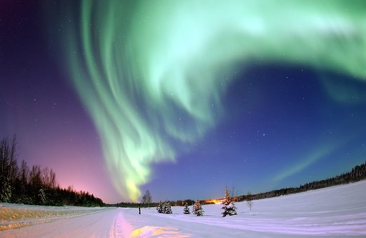 Aurora Borealis, Aurora, Northern Lights