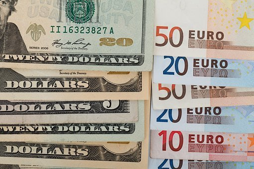 Europe, Pay, Usa, Banknote, Business