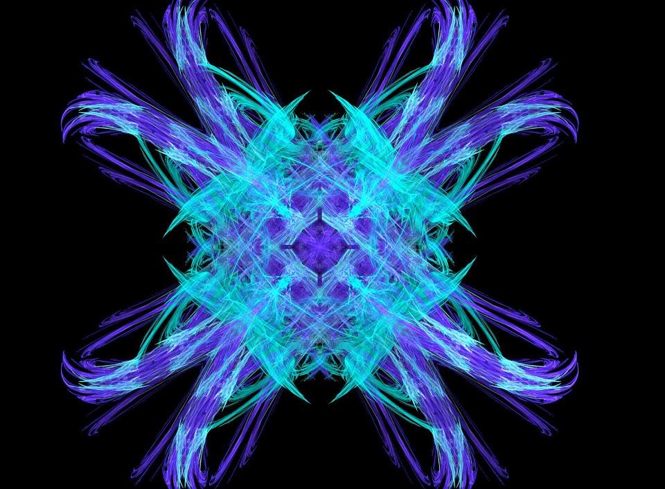 Free Illustration Fractal Design Artwork Image