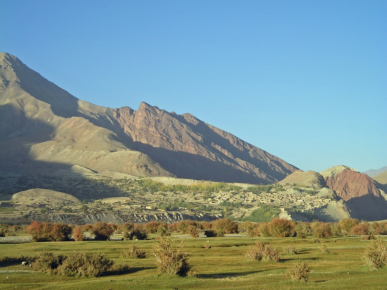 Afghanistan Mountains Landscape - Free photo on Pixabay