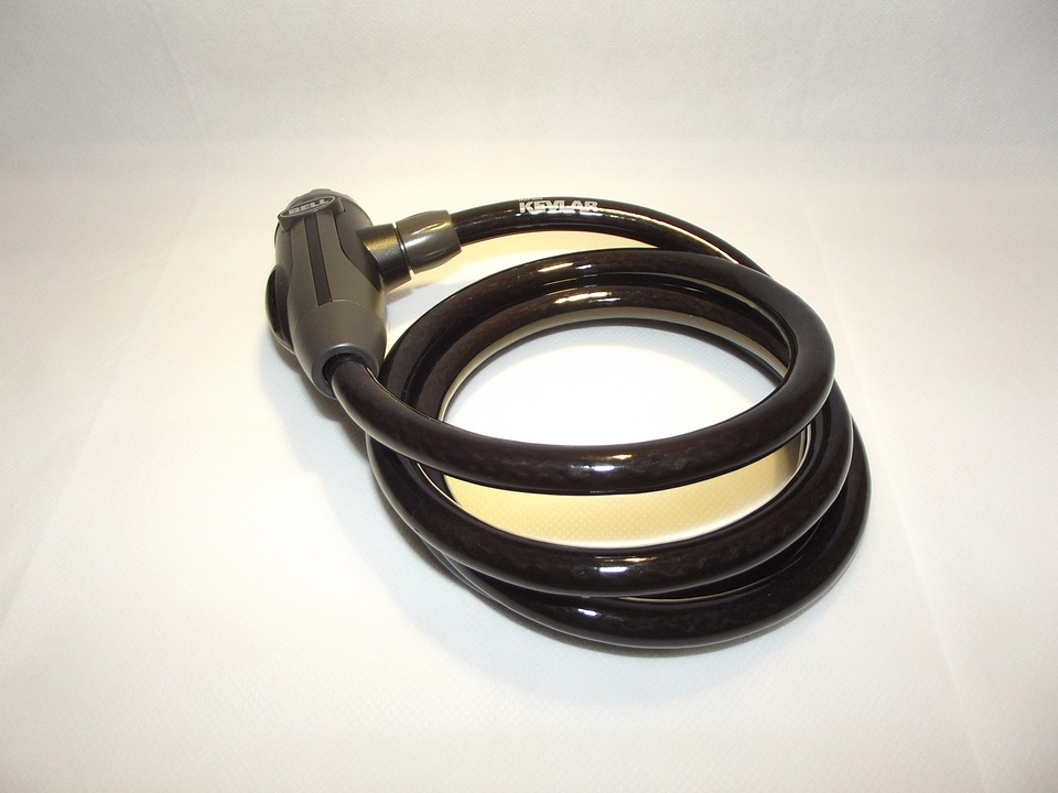 Bike Lock, Secure, Security, Bicycle, Safety, Equipment