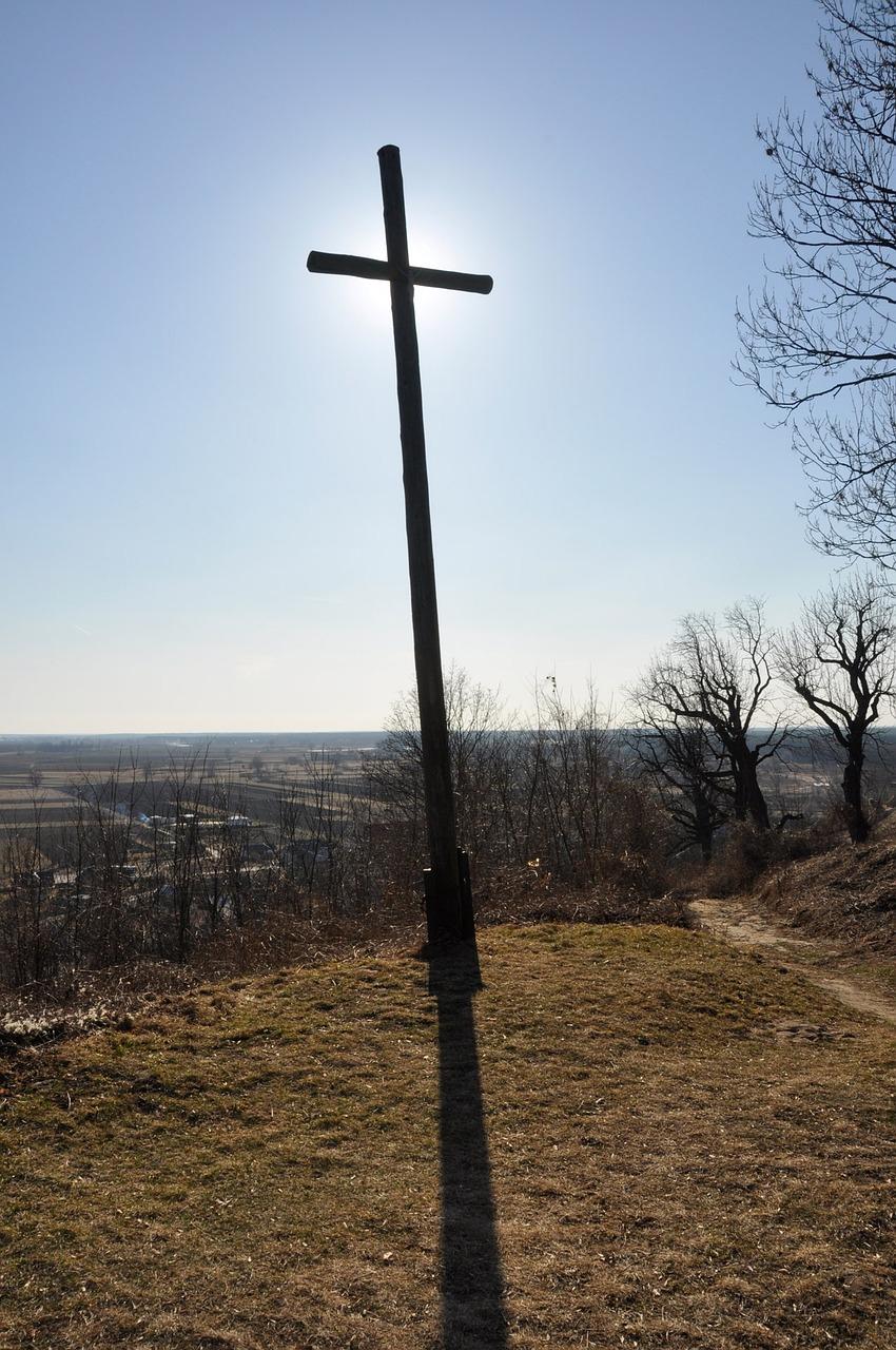 холм крест картинки необходимо