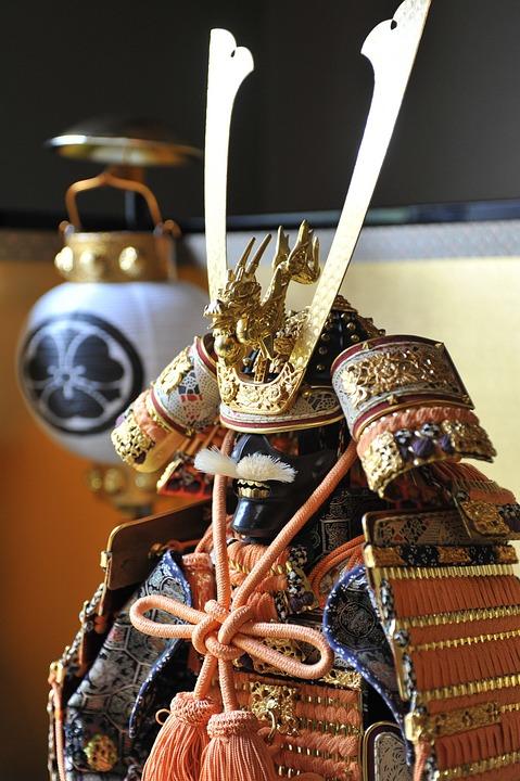 free photo  japan  traditional  armor  samurai - free image on pixabay