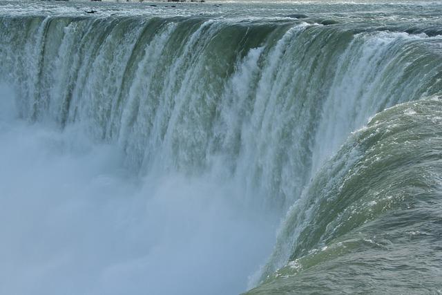 free photo  niagara falls  canadian  horseshoe