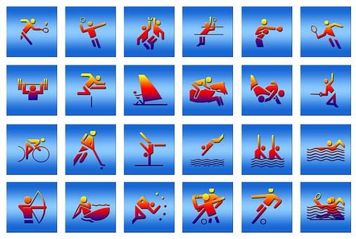 ゲーム, スポーツ, 競争, オリンピック, オリンピア
