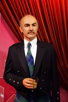 Actor, Artist, James Bond, Celebrity