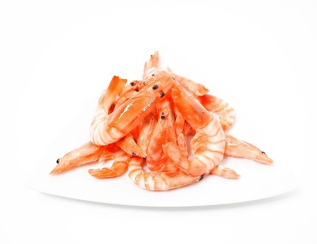 Boiled Shrimp Seafood 183 Free Photo On Pixabay