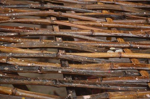 Bambu, Malha, Material, Construção