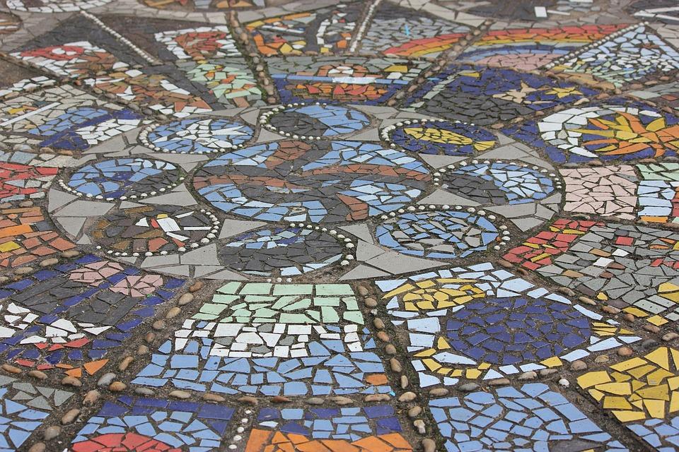 Mosaik Bunte Steine · Kostenloses Foto auf Pixabay