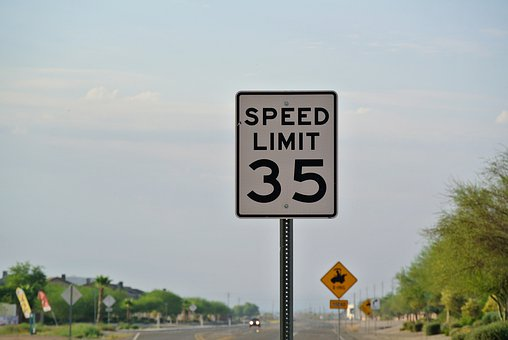 Street, Sign, Highway, Travel