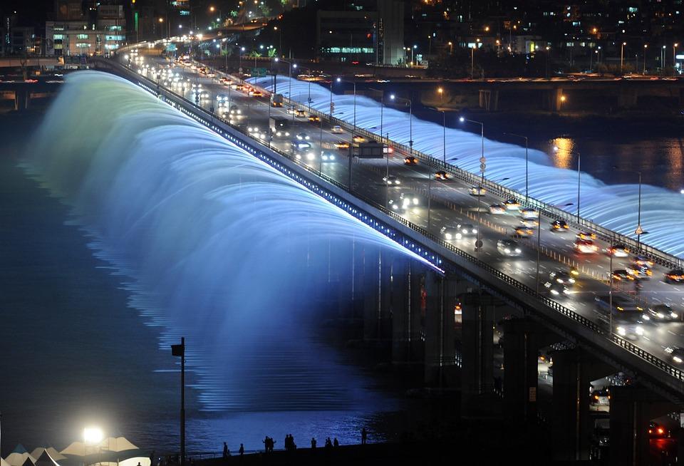 Ảnh đẹp cảnh đẹp hàn quốc : seoul phía nam hàn quốc