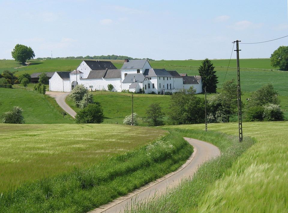 Free photo belgium farm landscape house free image on pixabay 71912 for Casa home belgique