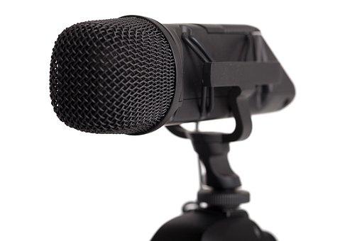 Áudio, Grande, Transmissão, Equipamentos