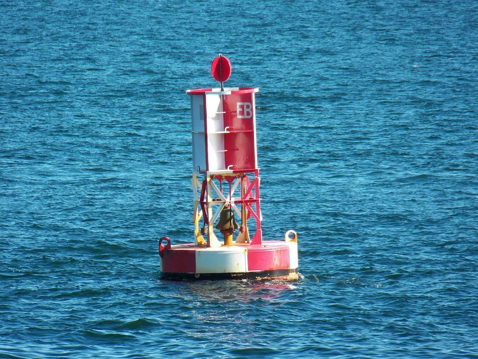 buoy marker ocean free photo on pixabay