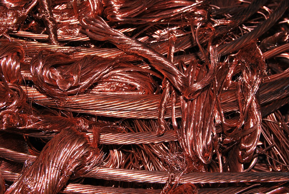 Free photo: Copper, Wire, Cable, Scrap Metal - Free Image ...