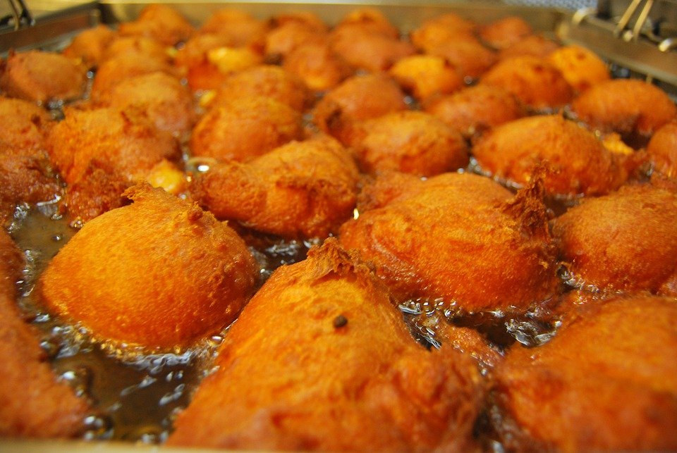 Food Of Karnataka, Mysore Bonda