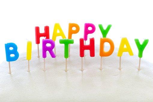 Happy Birthday, Cake, Happy Birthday free images