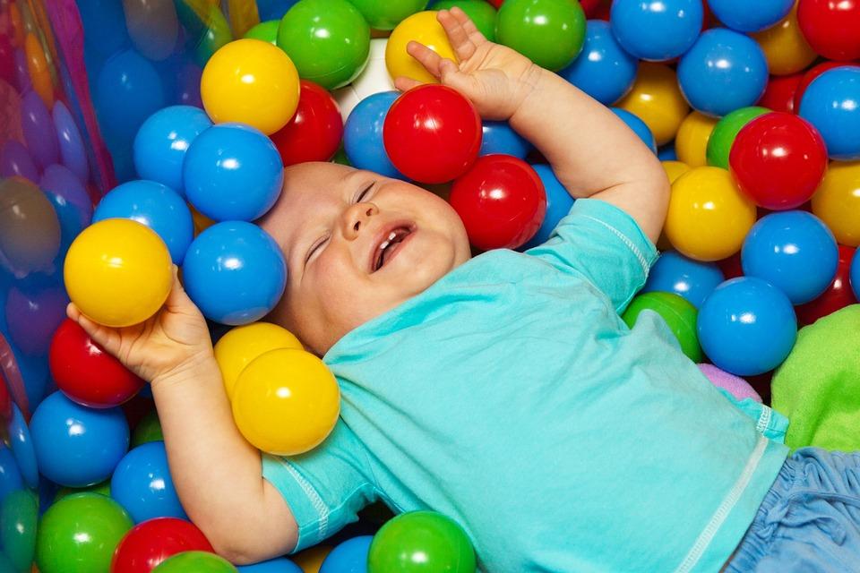 baby, ball, balls