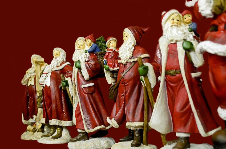 Santa Weihnachtsgeschenke Familie · Kostenloses Foto auf Pixabay