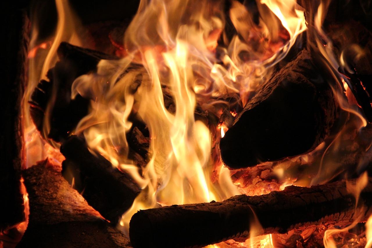 картинка огня в высоком качестве симпсон, недавно признан